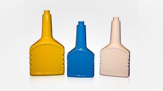 liqud bottles