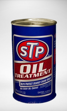 STP oil tratment