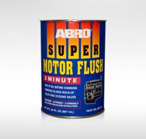 Abro Super Motor Flush